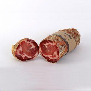 capocollo di maiale siciliano