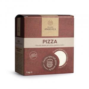 farina per pizza grani antichi Siciliani