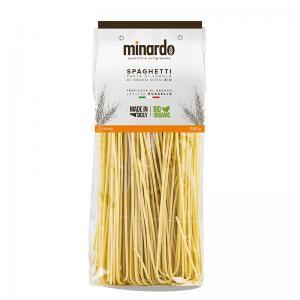 pasta biologica spaghetti