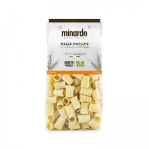 pasta biologica mezze maniche
