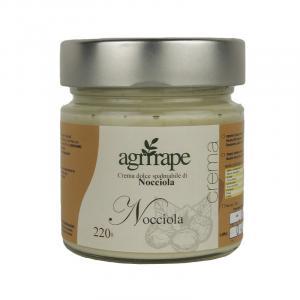 Crema di nocciole spalmabile siciliana