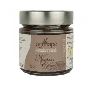 crema di nocciole e cacao spalmabile